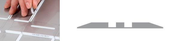 CITO PLAST Doppelriller