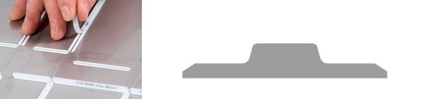 CITO PLAST Scharnierriller