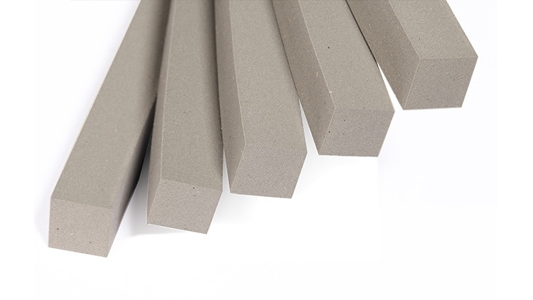 Cell Rubber g-ject, 700 × 8 × 8 mm grau (VE = 100 Streifen)