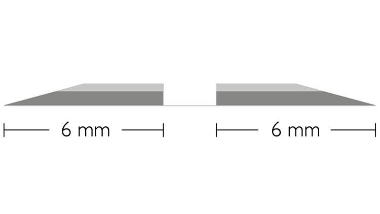 CITO ULTIMATE 1,0 × 6,0 mm