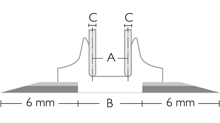 CITO ULTIMATE RYU 0,8 × 8,0/5,0 mm