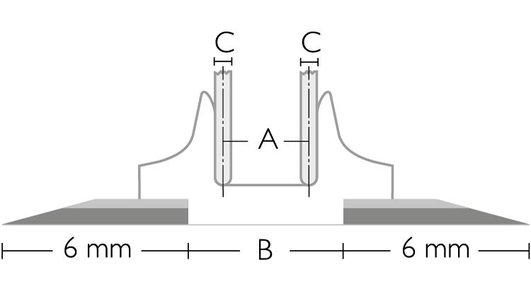 CITO ULTIMATE RYU 0,6 × 8,0/5,0 mm
