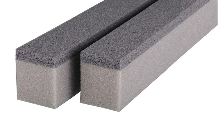Dual Stripping Foam 50, selbstklebend, 1000 × 40 × 50 mm