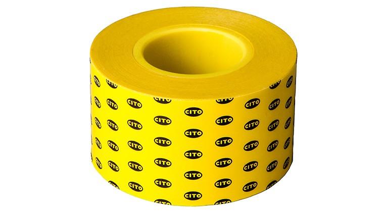 CITO TAPE GELB 0,08 × 30 mm Länge 20 m (5 Rollen)