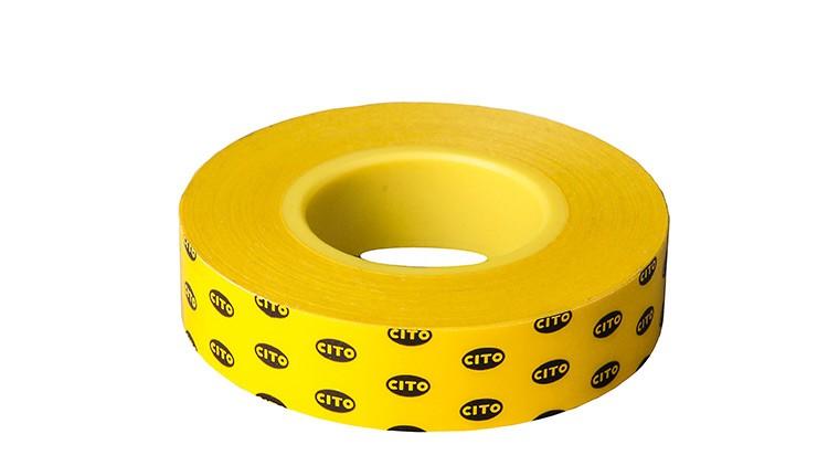 CITO TAPE GELB 0,08 × 12 mm Länge 20 m (12 Rollen)