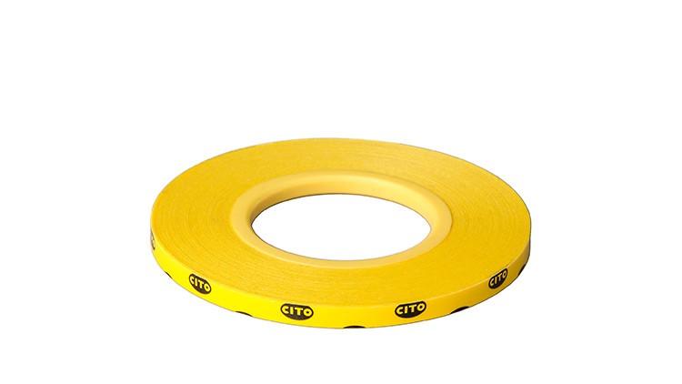 CITO TAPE GELB 0,08 × 3 mm Länge 20 m (40 Rollen)