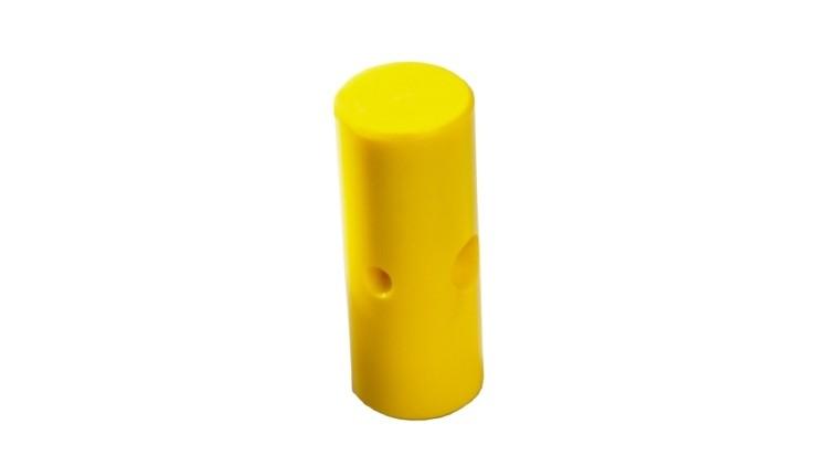 Kopf für PU-Hammer Flachbett Ø 50 × 125 mm, 335 g