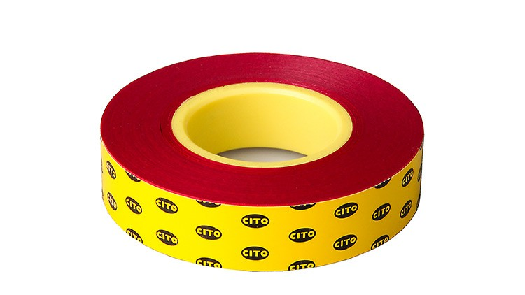 CITO TAPE ROT 0,05 × 12 mm Länge 30 m (12 Rollen)