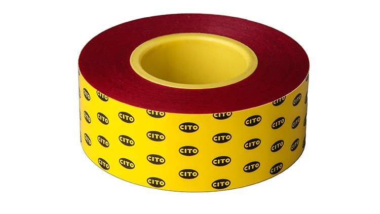 CITO TAPE ROT 0,05 × 20 mm Länge 30 m (7 Rollen)