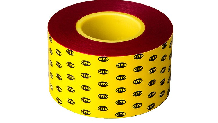 CITO TAPE ROT 0,05 × 30 mm Länge 30 m (5 Rollen)
