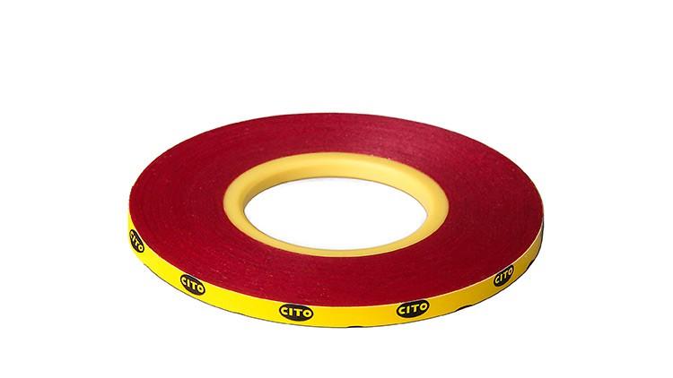 CITO TAPE ROT 0,05 × 3 mm Länge 30 m (40 Rollen)