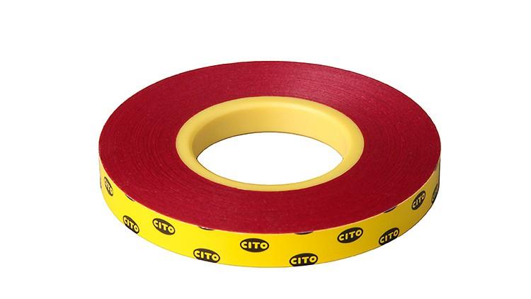 CITO TAPE ROT 0,05 × 6 mm Länge 30 m (3 Rollen)