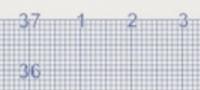 RSP Millimeterstandfolie HEIDELBERG SORM / SM 72 / SO 74 (Druckwerk)